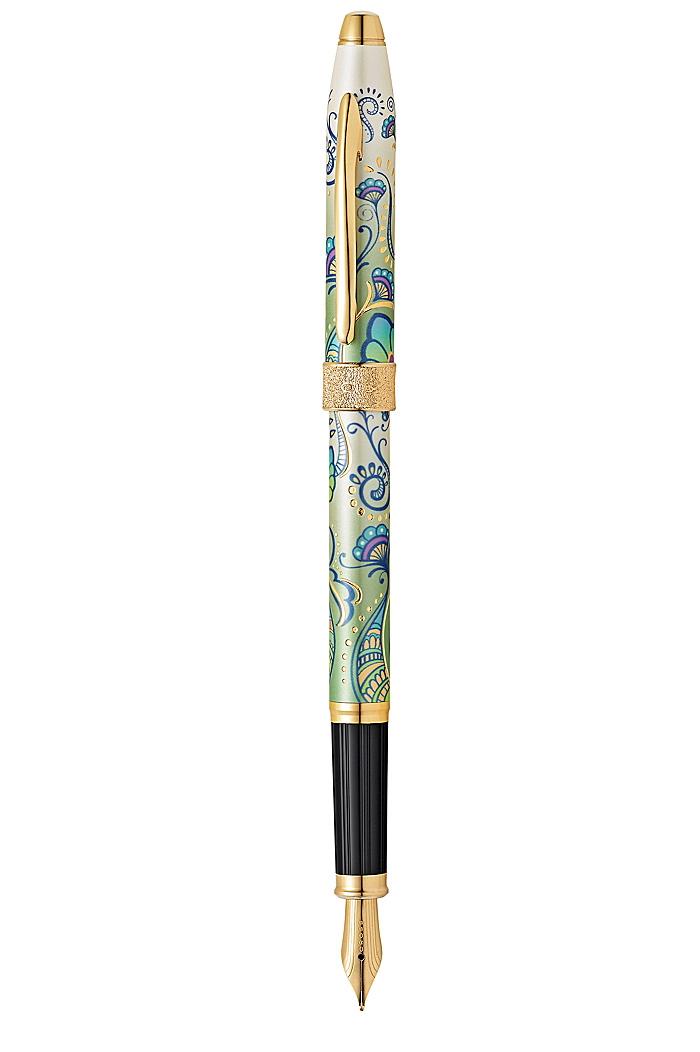 Bút máy Cross Botanica Green Daylily