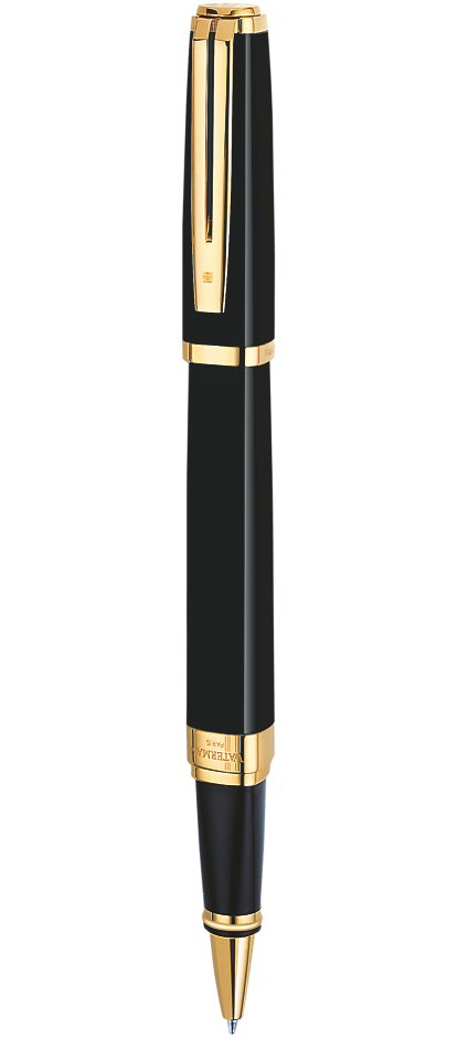 Bút dạ bi Waterman Exception Idea Black GT
