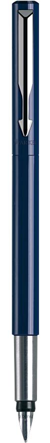 Bút máy parker vertor vỏ nhựa xanh
