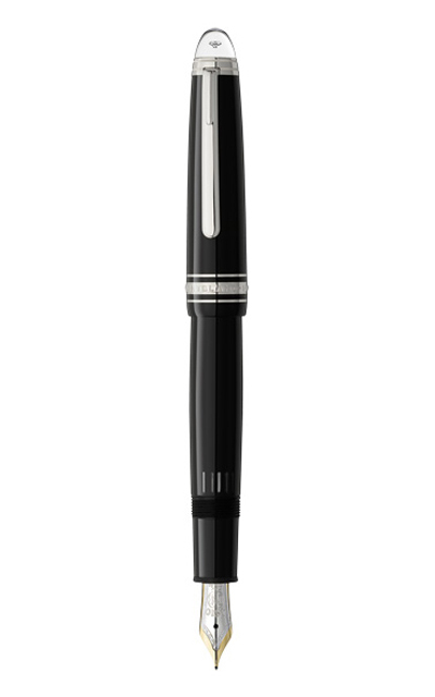 Bút máy MONTBLANC MEISTERSTUCK Le Grand DIAMOND 146 BLACK RESIN PLATINUM