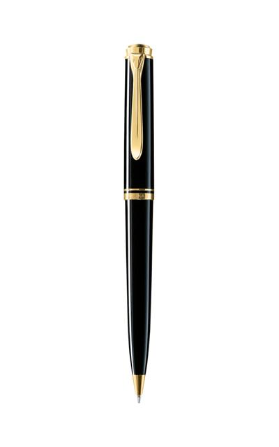 Bút bi  Pelikan Souverän Black K800