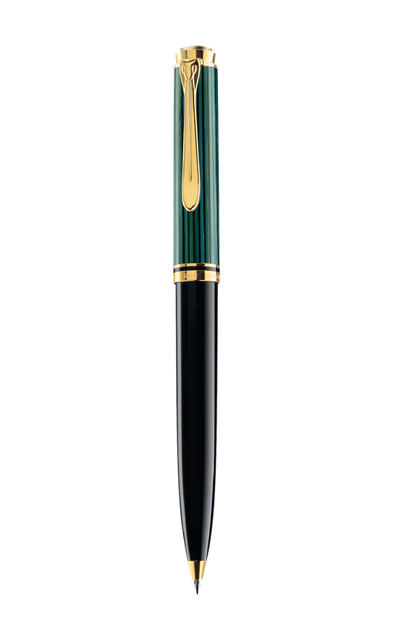 Bút bi Pelikan Souverän Black-Green K800