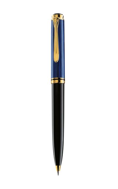 Bút bi Pelikan Souverän Black-Blue K800