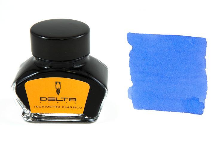 Mực Delta màu xanh Blue (Lọ 30ml)