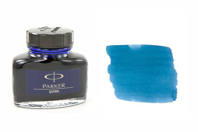 Mực Parker màu xanh đen Blue - Black (Lọ 60ml)