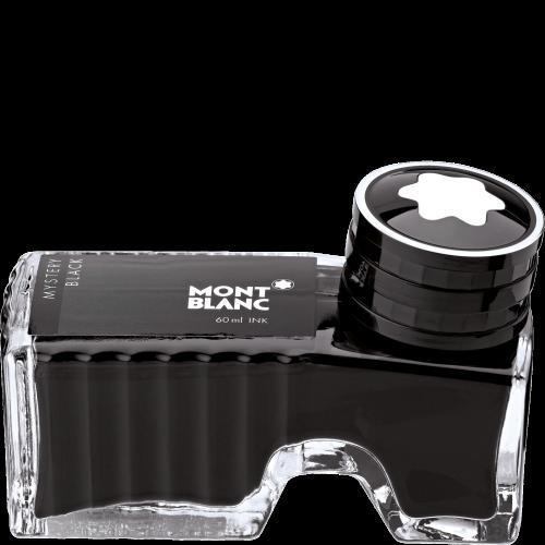Mực Montblanc màu đen (Lọ 60ml)