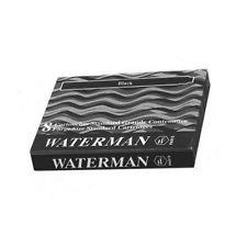 Ống mực Waterman màu đen