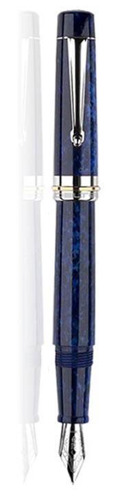 Bút máy Delta Vintage Blue