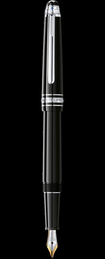 Bút máy 145 Montblanc Meisterstück Platinum Unicef Classique