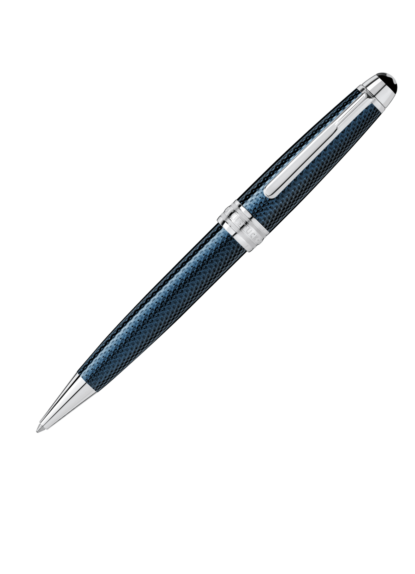 Bút Bi Montblanc Solitaire Blue Hour Midsize BP